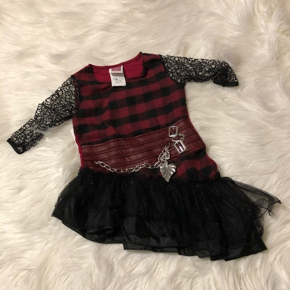 Other - The Ever After High Cerise Hood Kids Costume